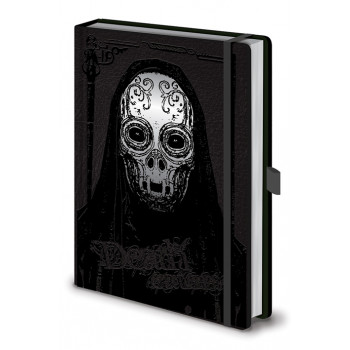 Notes HARRY POTTER DEATH EATER A5 PREMIUM NOTEBOOK CDU