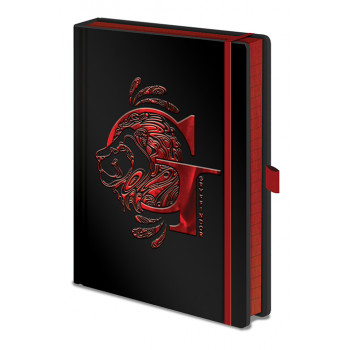 Notes Premium A5 HARRY POTTER Gryffindor