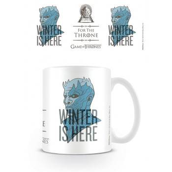Šolja GAME OF THRONES WINTER IS HERE MUG