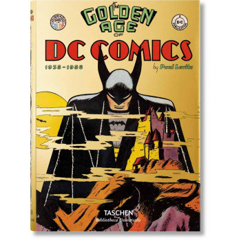 DC COMICS Golden Age bu