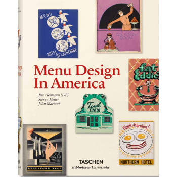 MENU DESIGN IN AMERICA bu