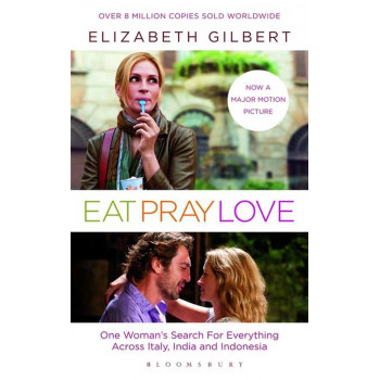 EAT PRAY LOVE film tie-in