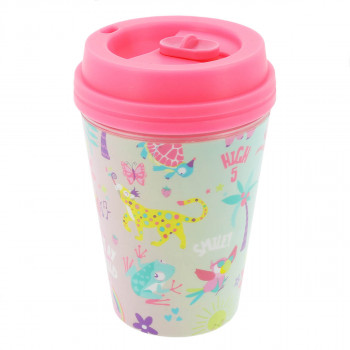 Putna šolja HAPPY ZOO Alpaca