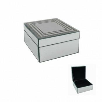 SILVER GLITTER  Kutija za nakit