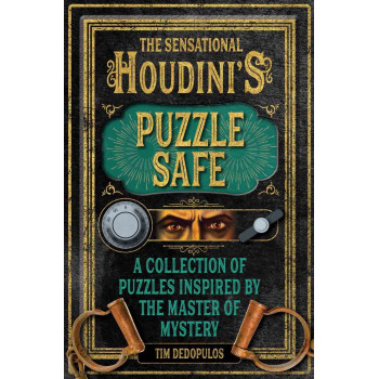 THE SENSATIONAL HOUDINIS PUZZLE SAFE