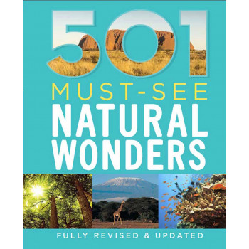 501 MUST VISIT NATURAL WONDERS hb
