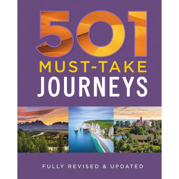 501 MUST TAKE JOURNEYS hb