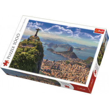 Puzzle TREFL Trefl  Rio de Janeiro Brazil 1000