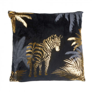 Jastuk CUSHION 40X40 GD ZEBRA/LEOPARD
