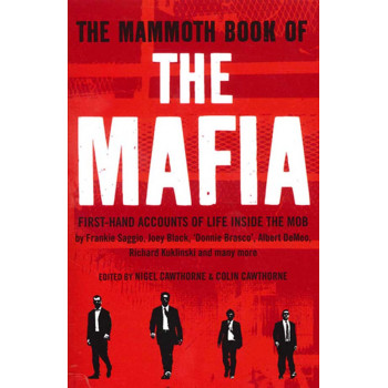 MAMMOTH BOOK OF THE MAFIA