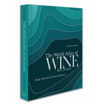 WORLD ATLAS OF WINE new edition