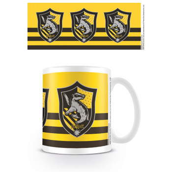 Šolja HARRY POTTER Hufflepuff Stripe