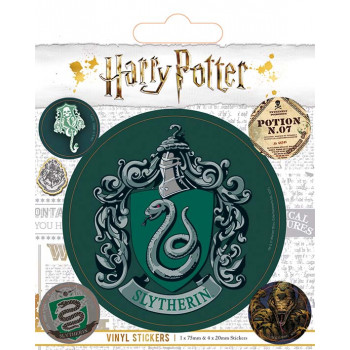 Stikeri HARRY POTTER Slytherin