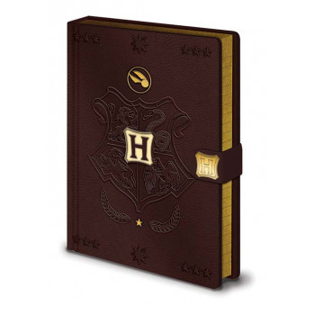HARRY POTTER (QUIDDITCH) A5 PREMIUM NBOOK CDU 10
