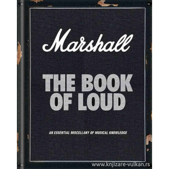 MARSHALL THE BOOK OF LOUD