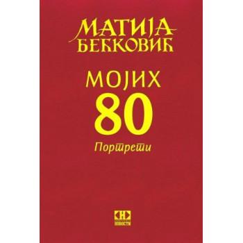 MOJIH 80  Portreti