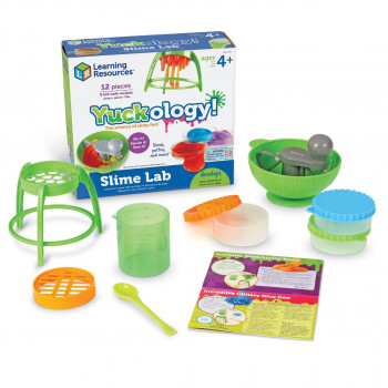Set za igranje SLIME LAB Yuckology