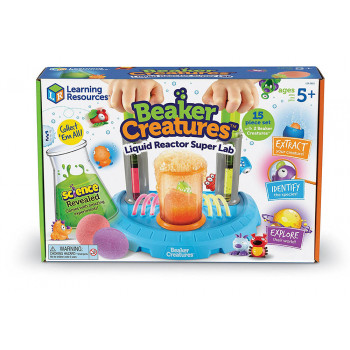 Igračka BEAKER CREATURES LIQUID REACTOR SUPER LAB