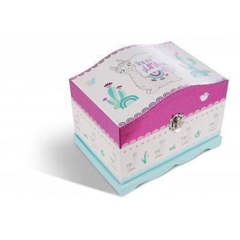 Kutija za nakit LLAMA Flokatina