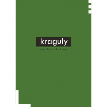 KRAGULY CONTEMPLATION Monografija
