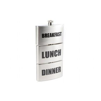 Pljoska BREAKFAST-LUNCH-DINNER