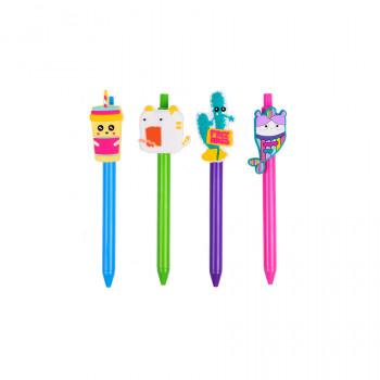 CUBIESQUAD set 4 olovke HAPPY FACEs