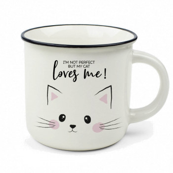 Šolja CUP-PUCCINO Cat