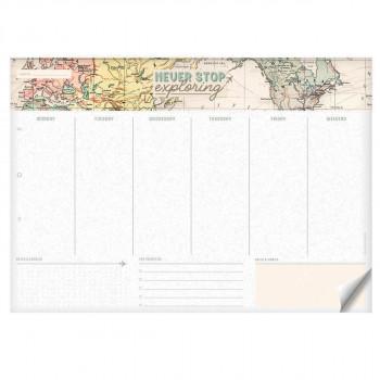 Planer za radni sto MAP