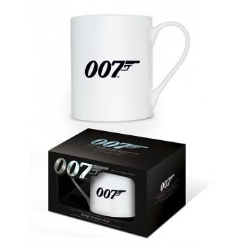 Šolja JAMES BOND 007 Logo