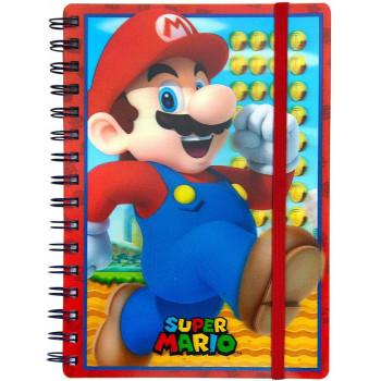 Notes A5 SUPER MARIO 3D