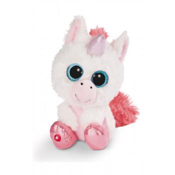 Plišana igračka GLUBSCHIS Unicorn Milky-Fee (15 cm)