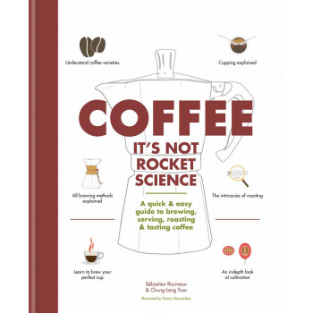COFFEE ITS NOT ROCKET SCIENCE