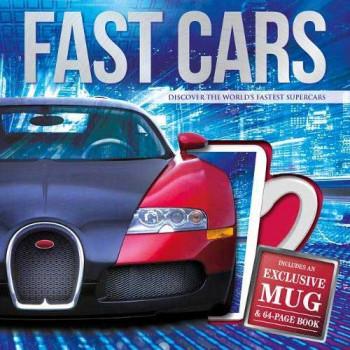 FAST CARS MUG TIN