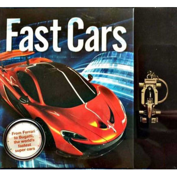 FAST CARS BOX TIN