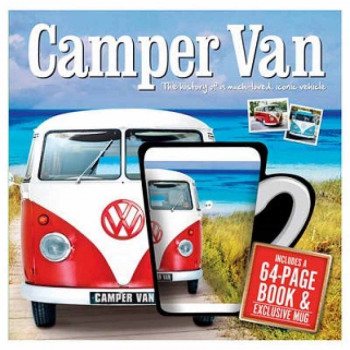 CAMPER VAN TIN BOX SET