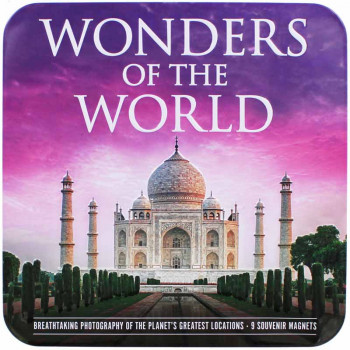 WONDERS OF THE WORLD BOX SET