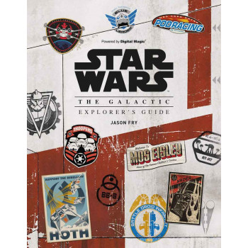 STAR WARS THE GALACTIC TRAVELLERS GUIDE