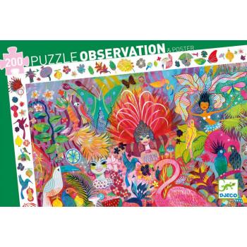 Puzzle za decu RIO CARNIVAL 200