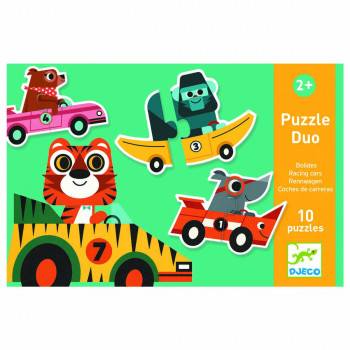 Puzzle DUO BOLIDE
