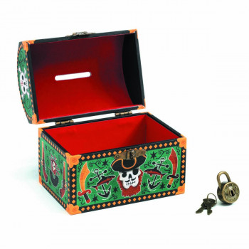Kasica MONEYBOX PIRATE