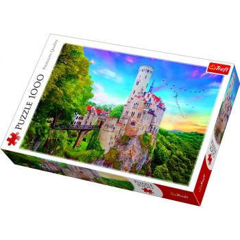 Puzzle TREFL Lichtenstein Castle 1000