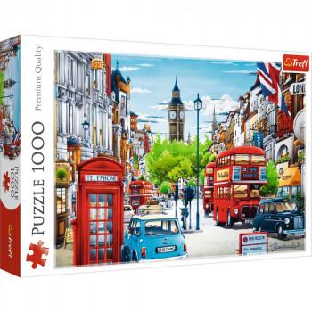 Puzzle TREFL London Street 1000