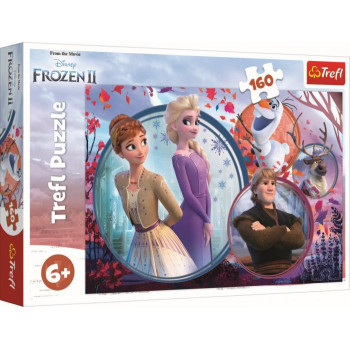 Puzzle TREFL Frozen 2 Sister 160