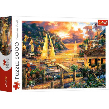Puzzle TREFL Catching dreams 6000