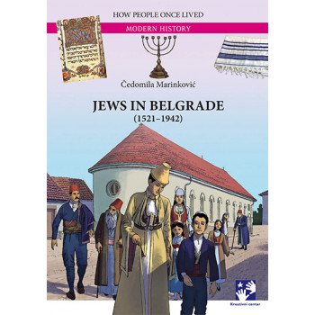 JEWS IN BELGRADE 1521-1942