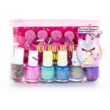 6 NAILPOLISH TOE SEPARATOR