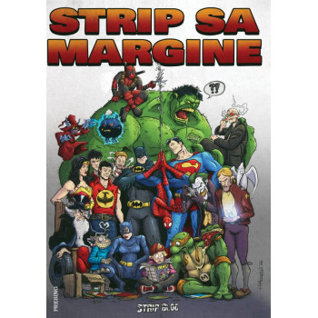 STRIP SA MARGINE