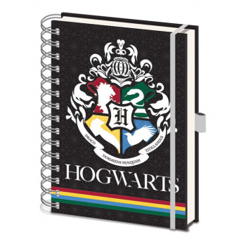 HARRY POTTER NOTES Hogwarts Stripe