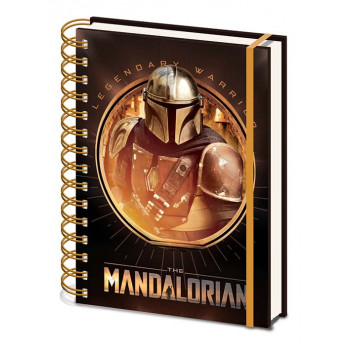 STAR WARS NOTES The Mandalorian Bounty Hunter