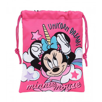 Torba za Hranu LUNCH BAG MINNIE MOUSE UNICORNS
